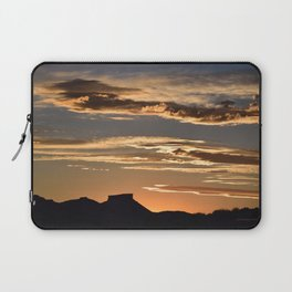 Golden Mesa Sunset Laptop Sleeve
