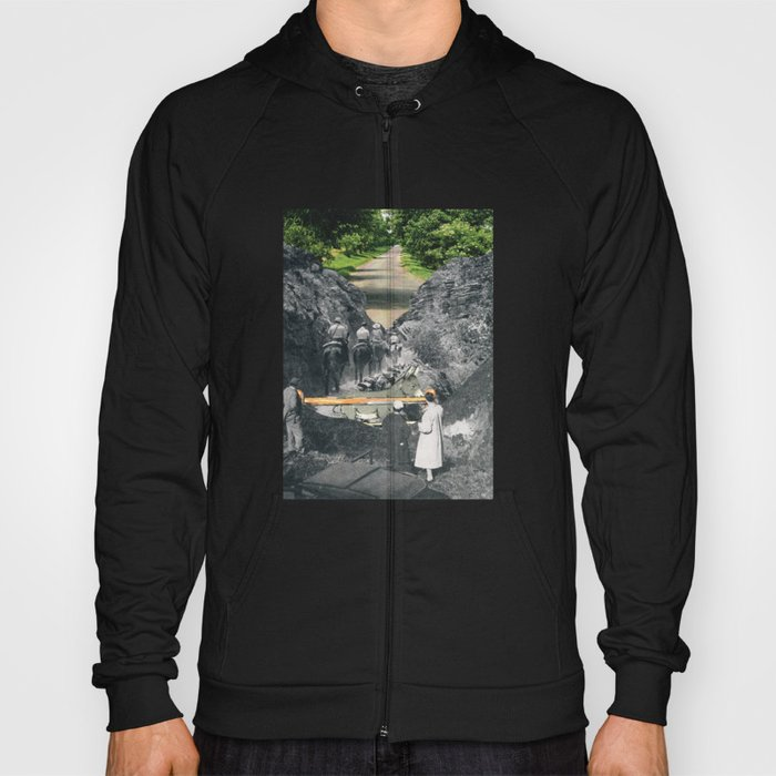 Don't Be Afraid, Expand Your Horizons Hoody