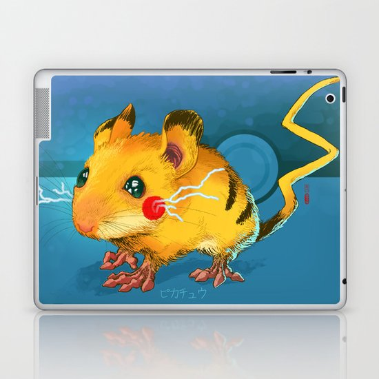 Electric Mouse Laptop & iPad Skin