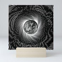 DestiNAtion Mini Art Print