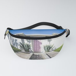 That Pink Door Palm Springs Fanny Pack