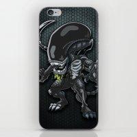 alien iPhone & iPod Skins featuring Alien by 7pk2 online
