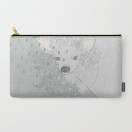 I Deerly Love You Carry-All Pouch