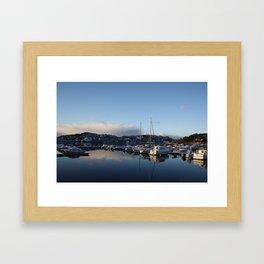 Norwegian Nature -Water II Framed Art Print