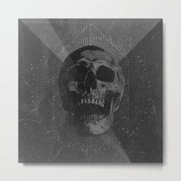 Speak no words Metal Print