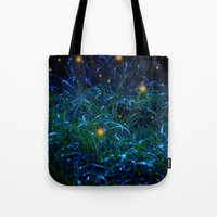 neverland Tote Bags featuring Neverland by TMarieee10