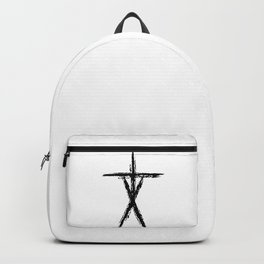 Blair Witch Stick Figure Backpack