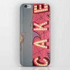 Cake ~ pop carnival signage iPhone & iPod Skin