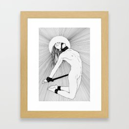 Archangel Framed Art Print
