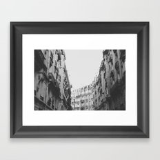 Paris Nº8 Framed Art Print