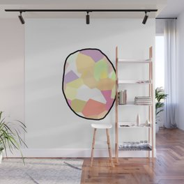 Candy Easter Egg Wall Mural