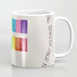 Rainbow Equality Coffee Mug