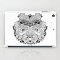 infinite iPad Cases featuring Infinite by tornadador