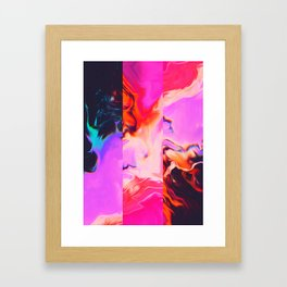 Otri Framed Art Print