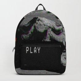 Mcdonalds aesthetic vhs Backpack