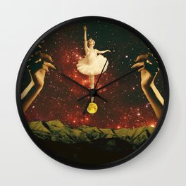 Encore Wall Clock