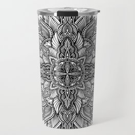 Mandala 3 Travel Mug