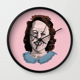 Happy Annie Wilkes - Misery (Pink) Wall Clock