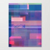uk Canvas Prints featuring UK by Fernando Vieira