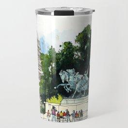 U.S. Capitol, Washington D.C. Travel Mug