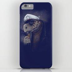 Turtlenecked Sea Captain iPhone 6 Plus Slim Case