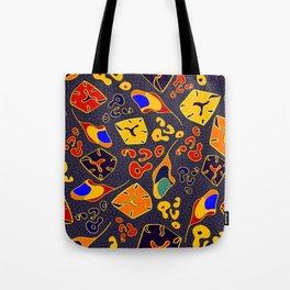 African Fancy Tote Bag