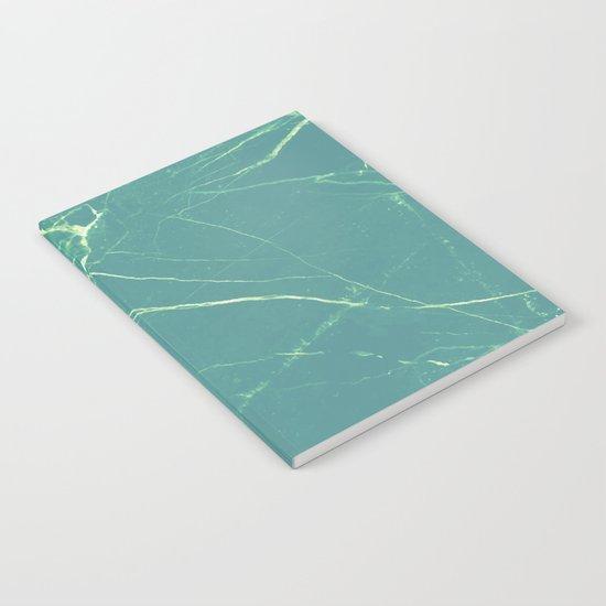 Turquoise Marble #society6 #buyart #decor Notebook