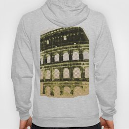 The Grided Colosseum Hoody