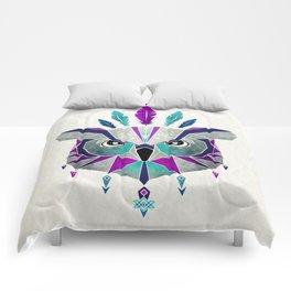 owl king Comforters