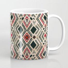 N58 - Traditional African Berber Moroccan Antique Style Artwork Coffee Mug