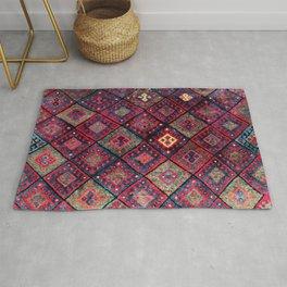 Jaff West Persian Bag Print Rug