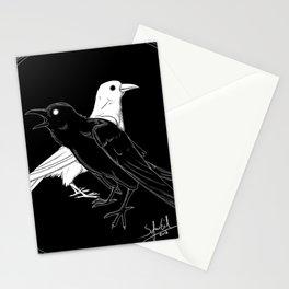 Twa Corbies Stationery Cards
