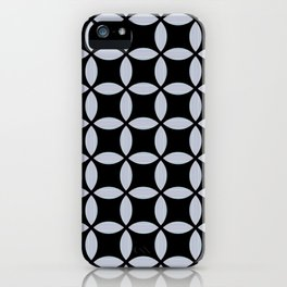 Ticking on Black iPhone Case