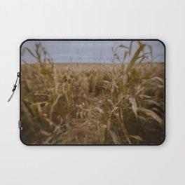 Blur Corn field Laptop Sleeve