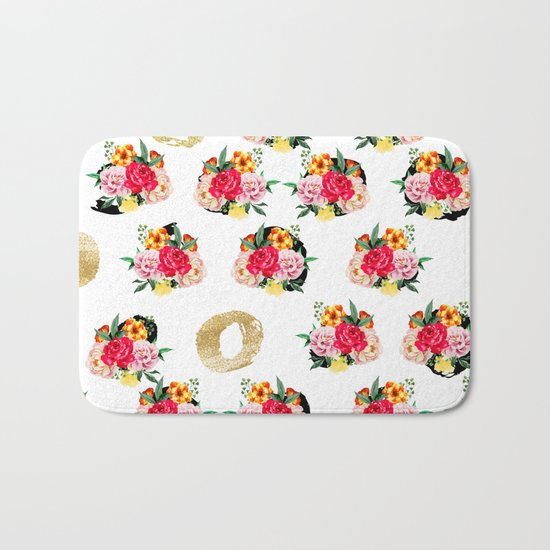 Public Secrets #society6 #lifestyle #prints Bath Mat