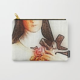 Saint Carry-All Pouch