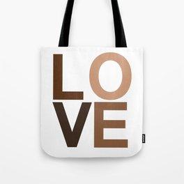 Love your skin Tote Bag