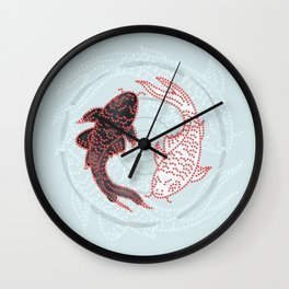 Lovefish 03 Wall Clock