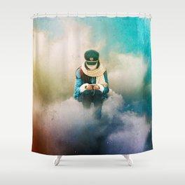 Escapism Shower Curtain