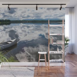 Tranquility At Its Best - Alaska Wall Mural