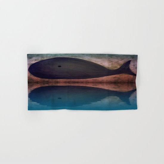 whale-861 Hand & Bath Towel