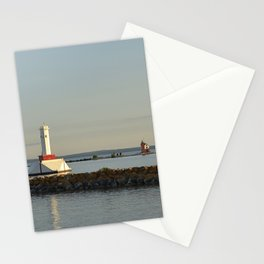 Light house II Stationery Cards