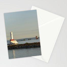 Light house II Stationery Cards