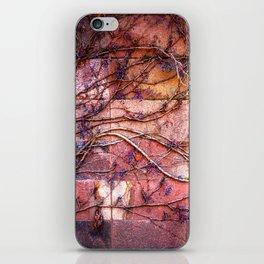 Beyeler Foundation, Riehen creepy wall vines iPhone Skin