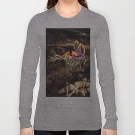 Us and the Animals Long Sleeve T-shirt