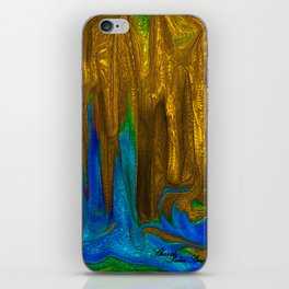Egyption Gold iPhone Skin