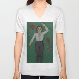 ROMANTIC Unisex V-Neck