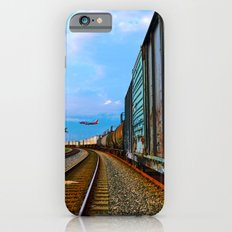 Planes, Trains, but no Automoblies Slim Case iPhone 6s