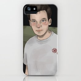 Louis Tomlinson aka swag masta from doncasta iPhone Case