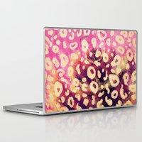 jaguar Laptop & iPad Skins featuring Jaguar by Camilla Loureiro